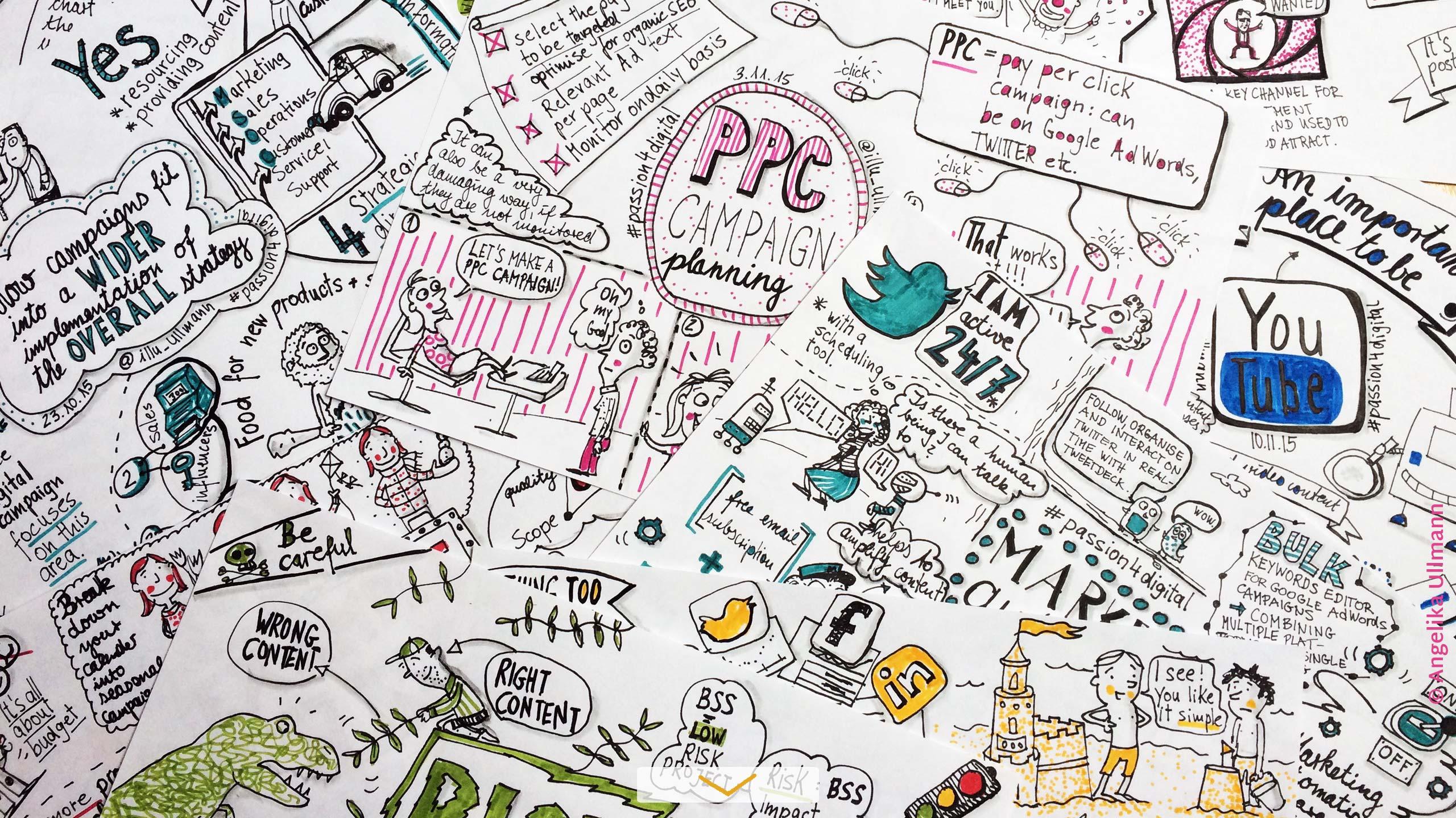 Sketchnotes Collage